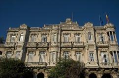 Velasco Palace, Havana, Cuba Royalty Free Stock Photos
