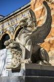 Velazquez palace in the Retiro park, Madrid Spain. Rock Royalty Free Stock Photography
