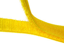 Velcro. Hook and loop strips joining royalty free stock photography