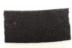 Velcro fastener on white Royalty Free Stock Photos