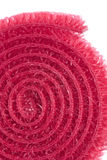 Velcro Hook and Loop Fastener Isolated Royalty Free Stock Photo