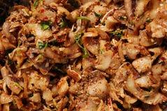 Vele kruiden bewegen samen varkensvlees Royalty-vrije Stock Foto