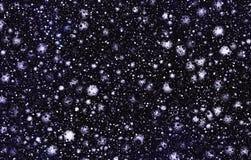 Vele meteoriet met kraters op een ruimte speelt achtergronden mee royalty-vrije illustratie