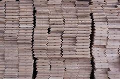 Vele plank. Royalty-vrije Stock Fotografie