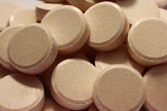 Vele tabletten royalty-vrije stock foto