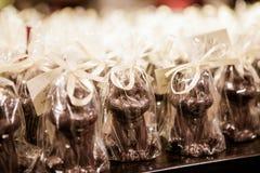 Vele verschillende soorten chocolade Royalty-vrije Stock Fotografie