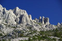 Velebit 04 Fotografia Stock