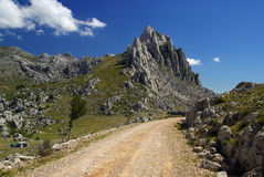 Velebit 35 Fotografia Stock