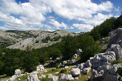 Velebit   Royaltyfria Foton