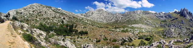 Velebit  Stock Images