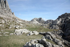 Velebit mountain Stock Photos