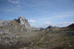 Velebit mountain Stock Photography