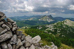 Velebit Paklenica royalty free stock image