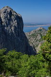 Velebit Paklenica Royalty Free Stock Images