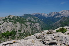 Velebit Paklenica Stock Photo