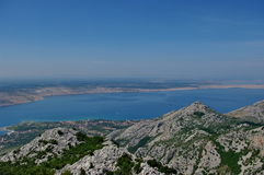 Velebit Paklenica Royalty Free Stock Photos