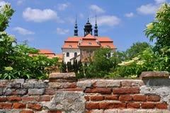 Velehrad basilica church, Czech Stock Photography