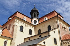 Velehrad church,Czech republic Royalty Free Stock Images