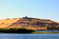 Veleiros que deslizam em Nile River Imagem de Stock Royalty Free