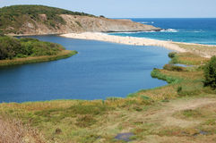 veleka реки стоковое фото rf