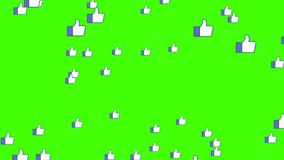 Velen houden pictogrammen van explosie van de animatie van de van de achtergrond centrumbekleding het netwerkmedia nieuwe kwalite vector illustratie