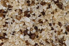 Velen klein zout Stock Foto's