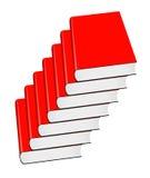 Velen rood boek vector illustratie