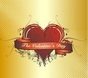 Velentine's concept (no.8) Stock Images