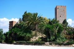 Velez Malaga Castle. Stock Photography