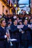 VELEZ-MALAGA, ESPAGNE - 24 mars 2018 les gens participant au Photos libres de droits