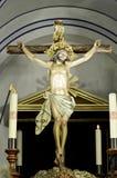 Optocht van Cristo del Perdon in velez-Rubio Royalty-vrije Stock Afbeeldingen
