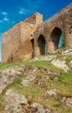 Velhartice城堡 库存照片