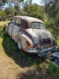 Velho holden bonito antigo oxidado Foto de Stock