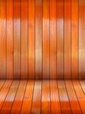 Velho, parede de madeira do grunge usada como o fundo Foto de Stock