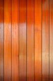 Velho, parede de madeira do grunge usada como o fundo Imagens de Stock