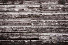 Velho, parede de madeira do grunge usada como o fundo Foto de Stock Royalty Free
