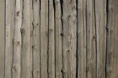 Velho, parede de madeira do grunge usada como o fundo Imagem de Stock Royalty Free