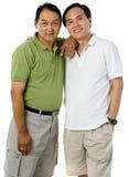 Velhos amigos Imagem de Stock Royalty Free