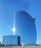 Veli dell'hotel, Barcellona Fotografia Stock Libera da Diritti