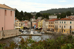 Veli Losinj Royalty Free Stock Images