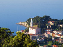 Veli Losinj Royalty Free Stock Photography