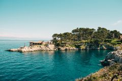 Veli Losinj. Adriatic sea in Veli Losinj, Croatia Stock Images