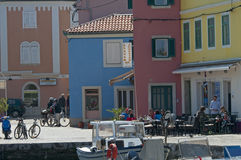 Veli losinj croatia Royalty Free Stock Photo