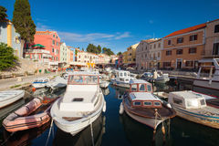 VELI LOSINJ, CROATIA Royalty Free Stock Photos