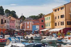 VELI LOSINJ, CROATIA Royalty Free Stock Images