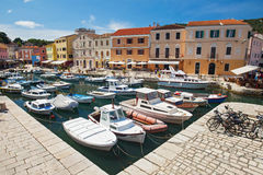 VELI LOSINJ, CROATIA Stock Photography