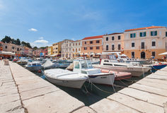 VELI LOSINJ, CROATIA Stock Photo