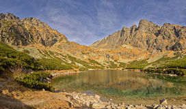 Velické pleso Royalty Free Stock Image
