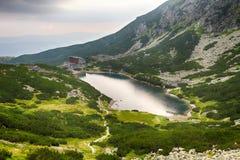 Velicka valye in Tatras, Slovakia Stock Images