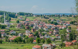 Velika Kladusa, Βοσνία Στοκ Εικόνα